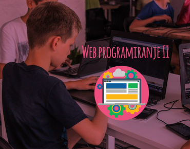 Web programiranje II – moja internet prodavnica