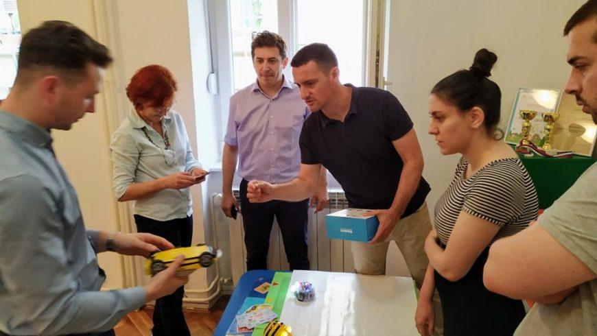 Održan sastanak sa predstavnikom kompanije TTS Group, Krisom Takvudom