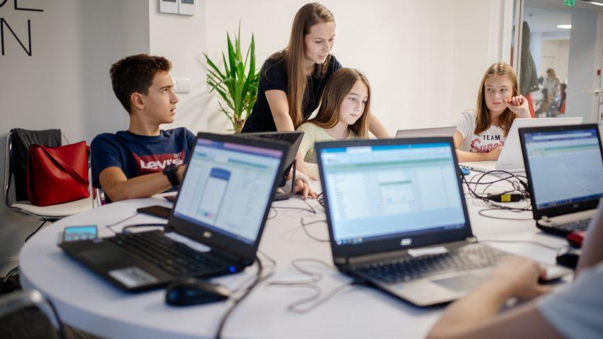 Održane radionice Kliker It centra za kompaniju Gowi u okviru Kids Meetup-a.