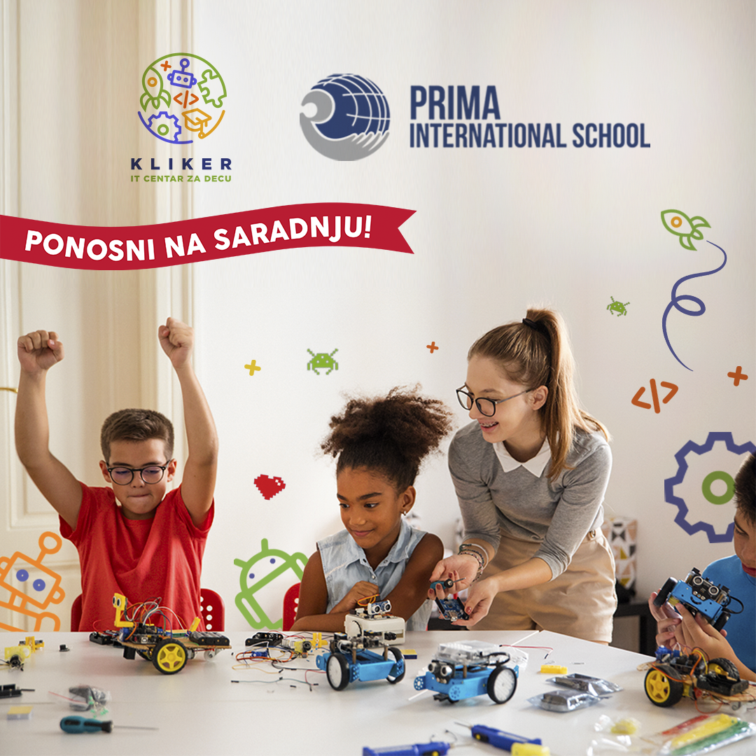 Saradnja sa Prima International School