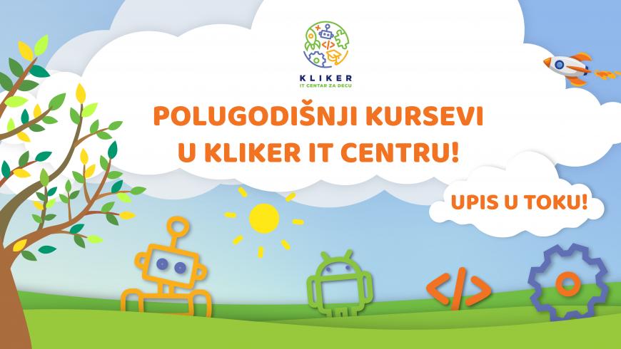 Prolećni polugodišnji kursevi programiranja, robotike, elektronike i 3D štampe za decu na četiri lokacije u Beogradu i ONLINE!