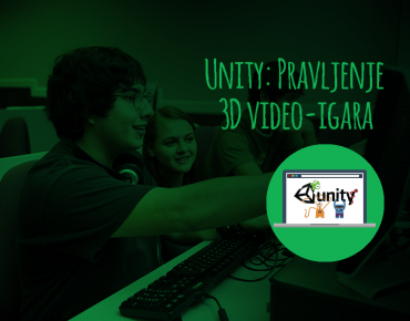 Unity: Pravljenje 3D video-igara