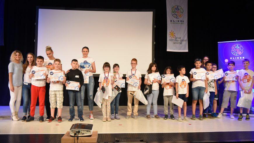 Održan prvi Future Kids Hackathon u organizaciji Kliker It centra