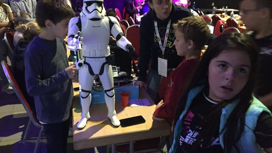 Kliker It centar za decu na ovogodišnjem Smart City festivalu